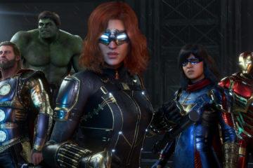 marvel's avengers piani ripresa