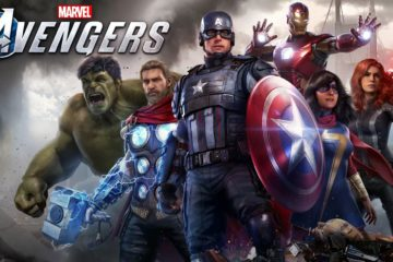 marvel's avengers trailer gameplay