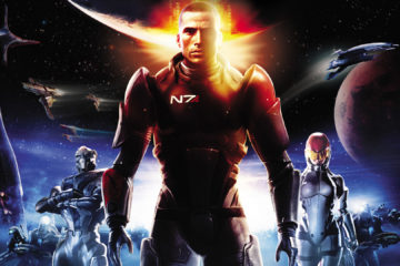 mass effect remastered cover