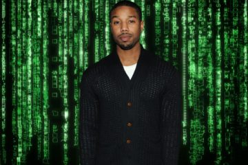 matrix michael b. jordan