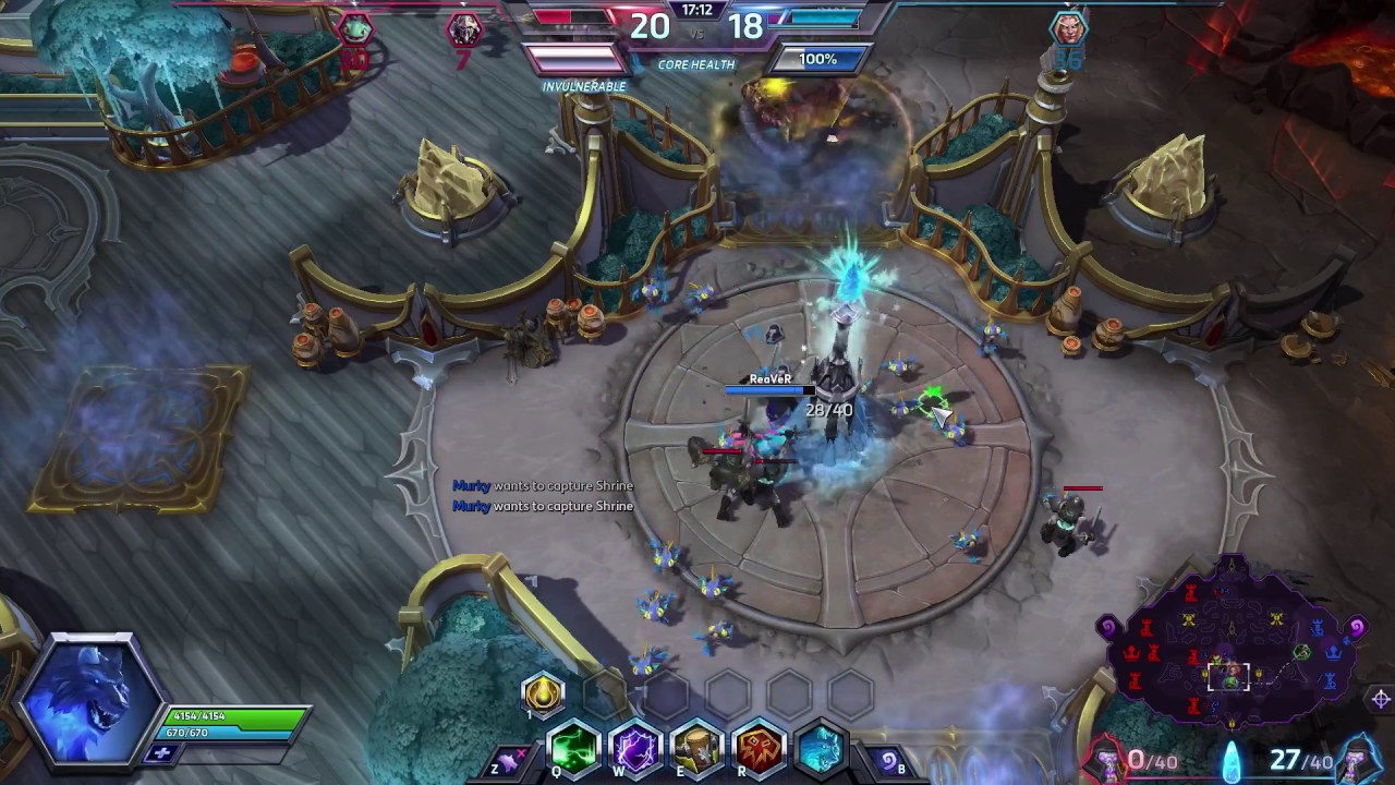 malthael heroes of the storm provato