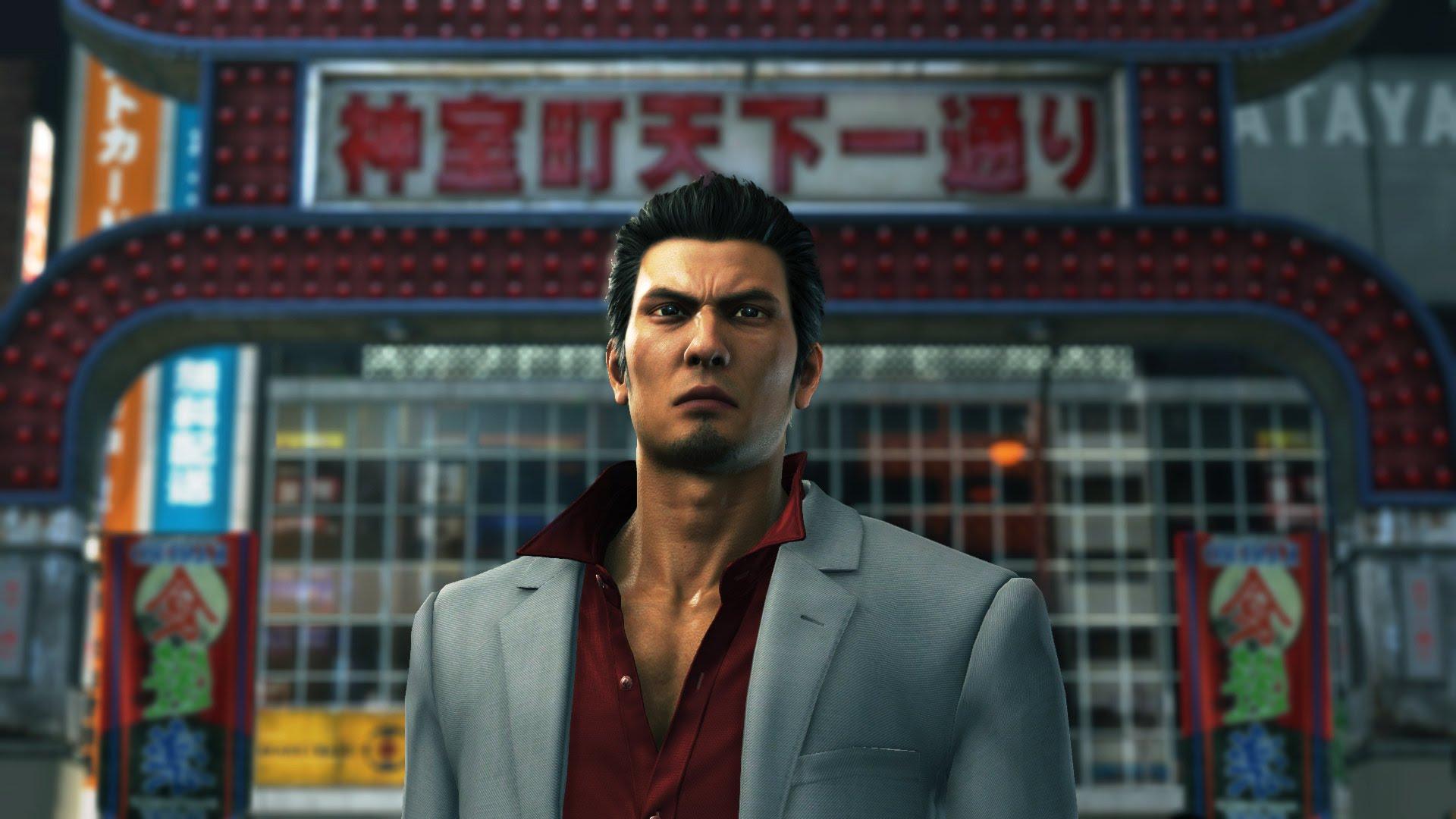 yakuza 6 gamescom