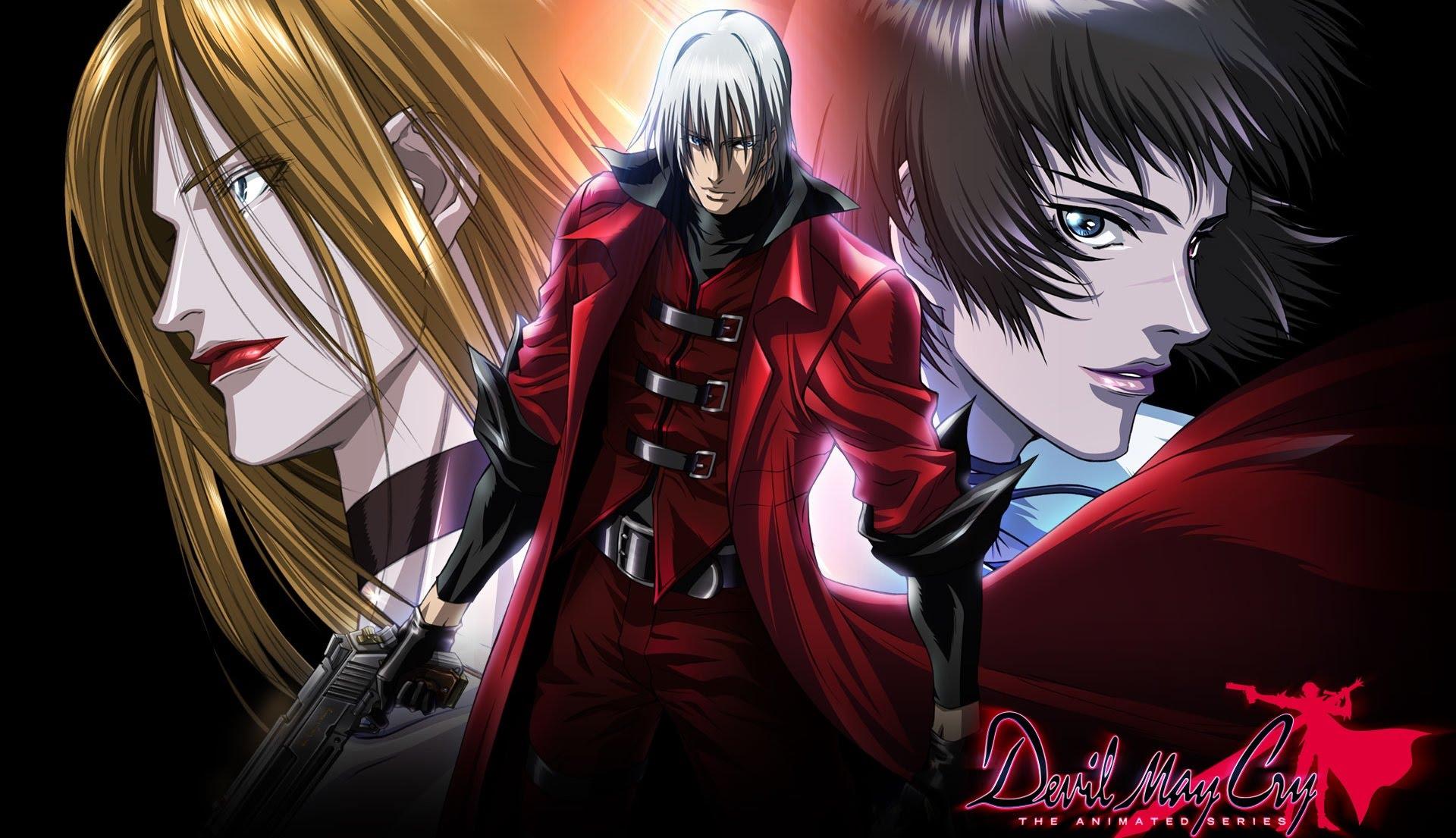 Risultati immagini per devil may cry anime