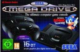mega drive mini posticipato