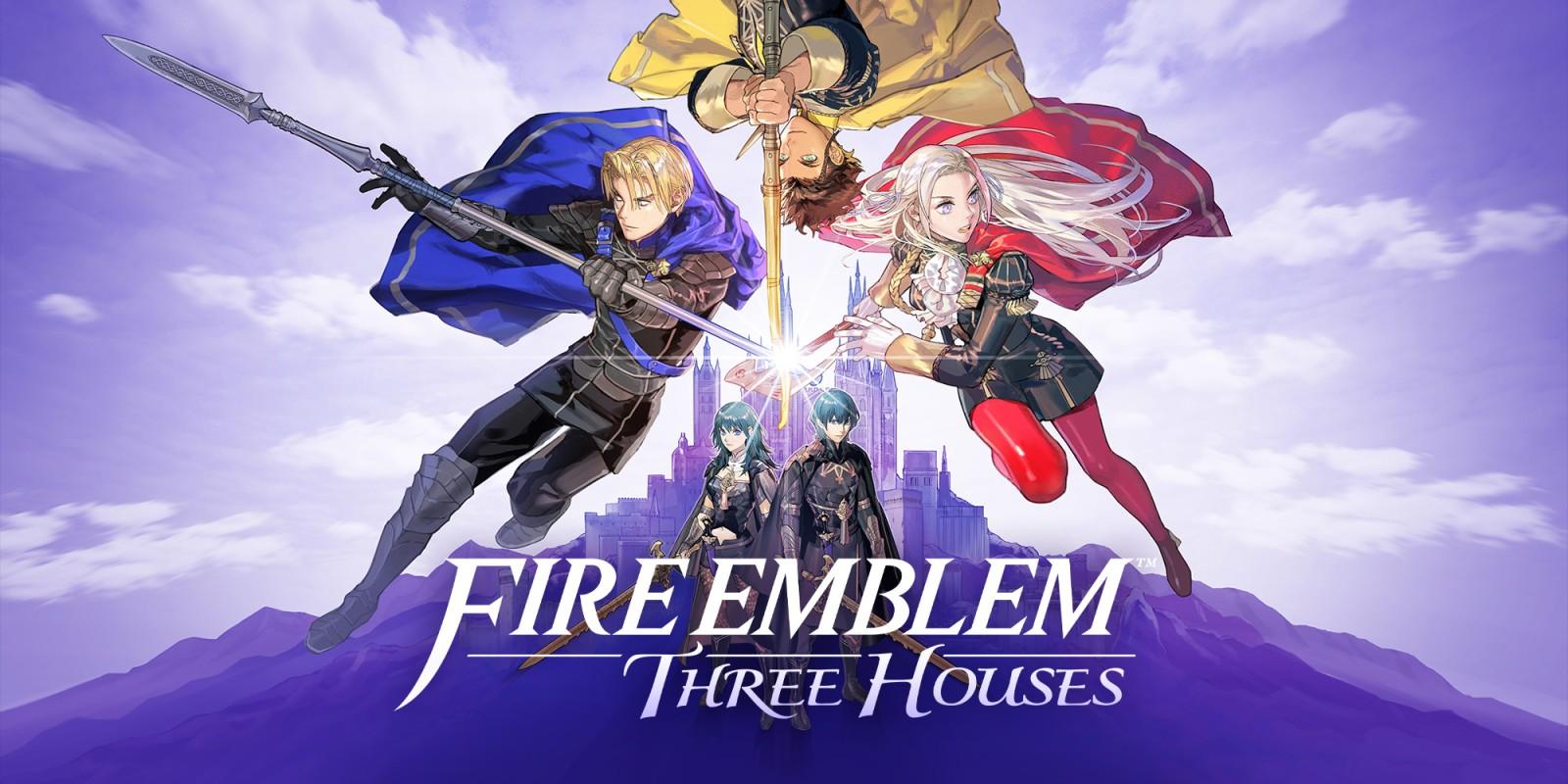 memoria Fire Emblem Three Houses