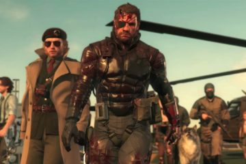 metal gear solid v finale segreto