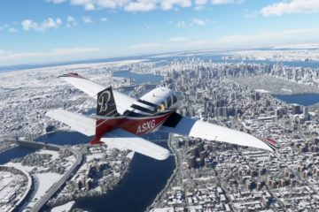 microsoft flight simulator google maps
