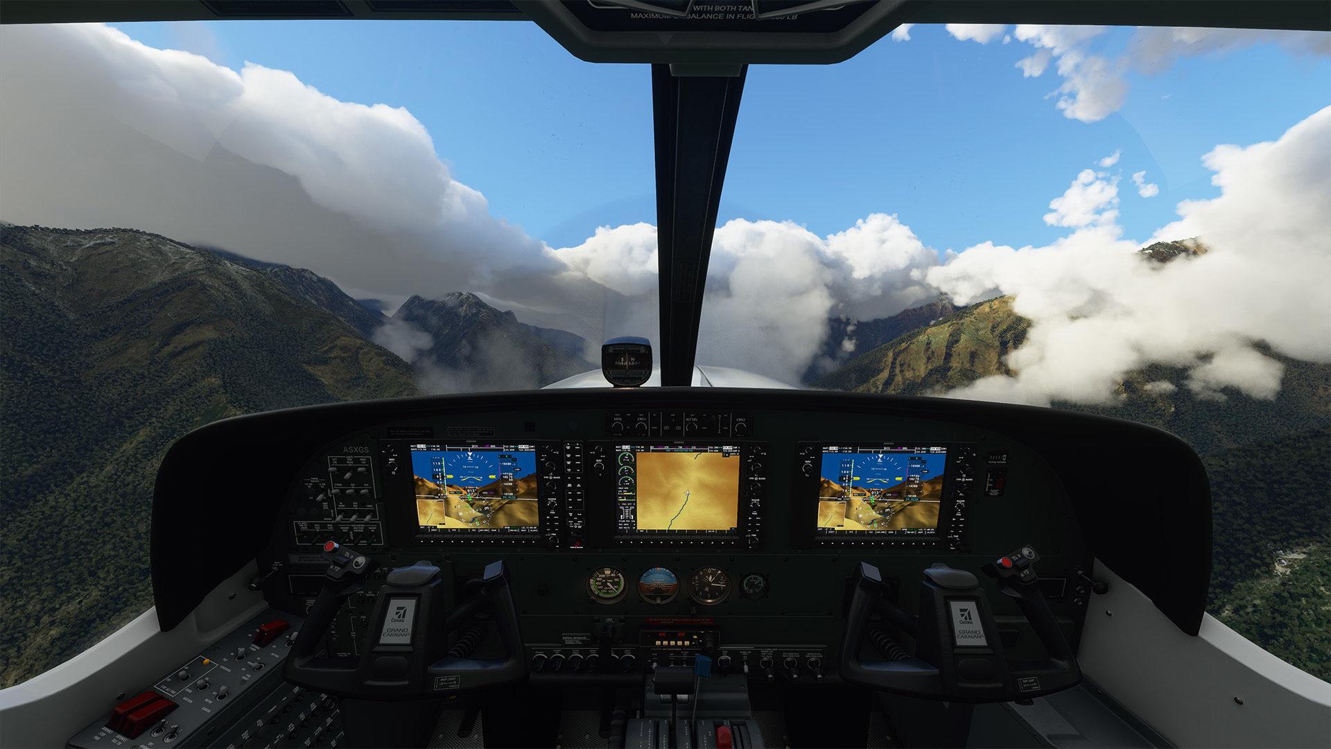 microsoft flight simulator recensione