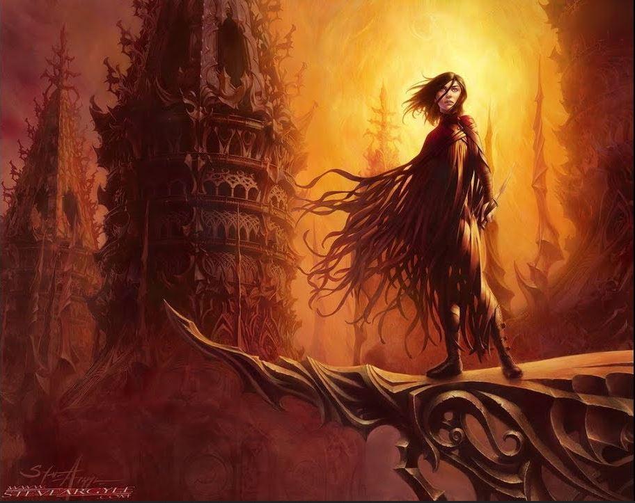 mistborn fantasy