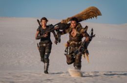 monster hunter film sinossi trailer