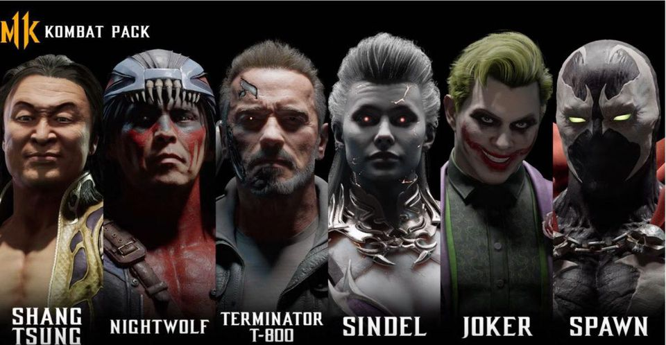 mortal kombat 11 nuovi personaggi