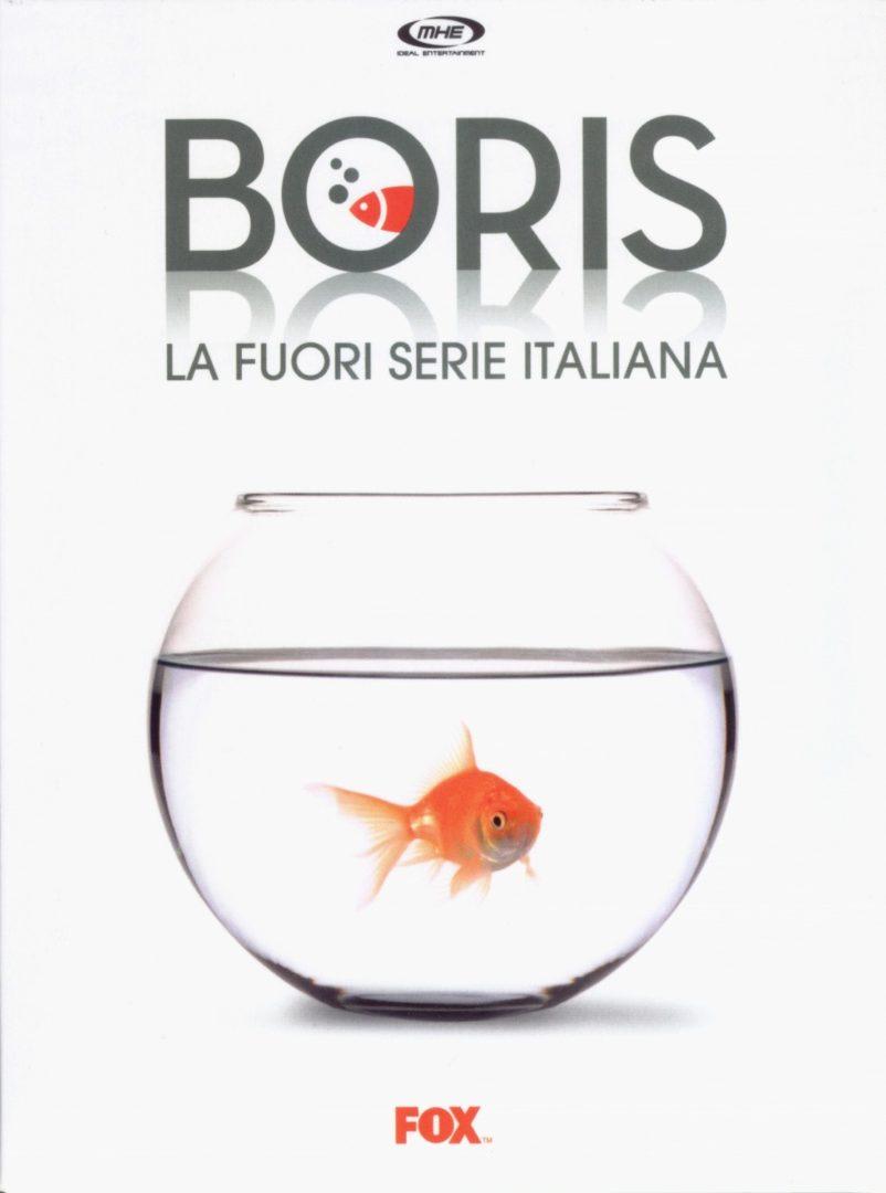 morto autore Boris