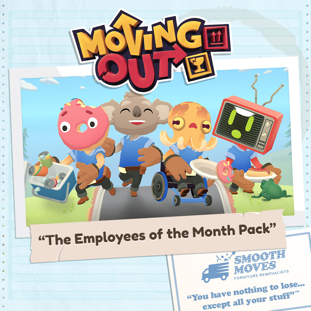moving out pre-order