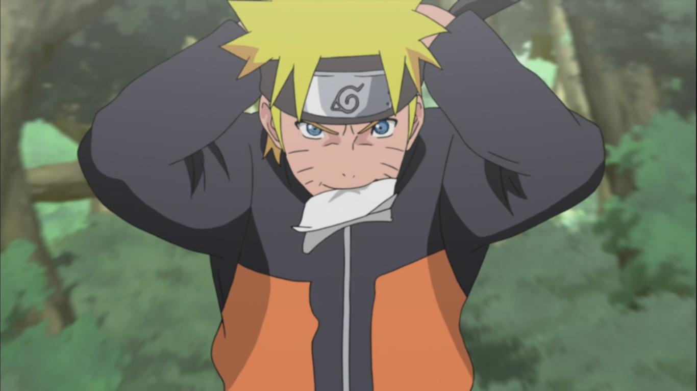 Naruto incontri Tsunade