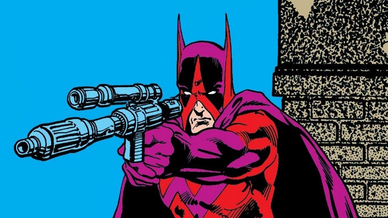 nemici batman film