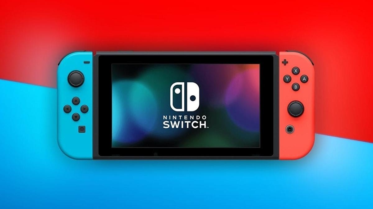 nintendo switch due schermi