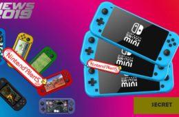 Nintendo Switch Mini nuovi rumor
