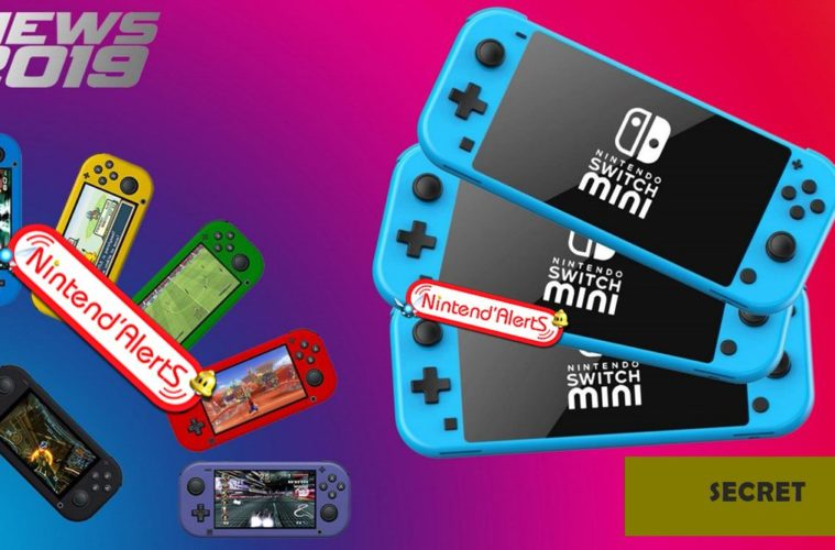 Nintendo Switch Mini nuovi rumor