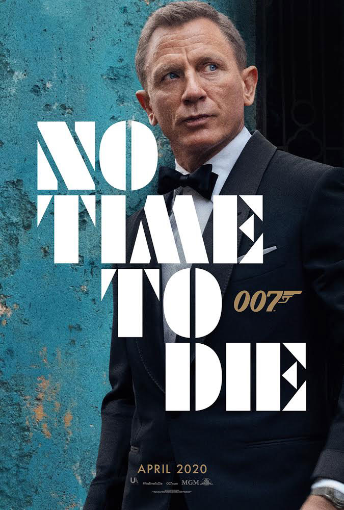 no time die teaser