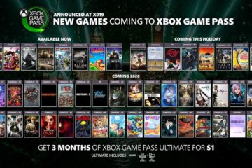 nuove aggiunte Xbox Game Pass