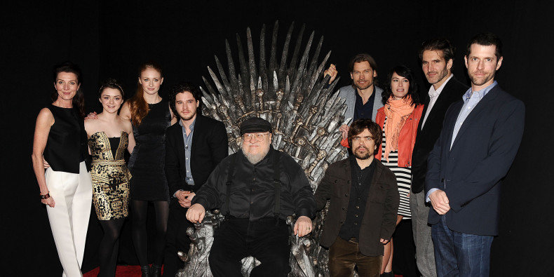 "The Television Academy Of Arts And Sciences' Presents An Evening With ""Game Of Thrones"""
