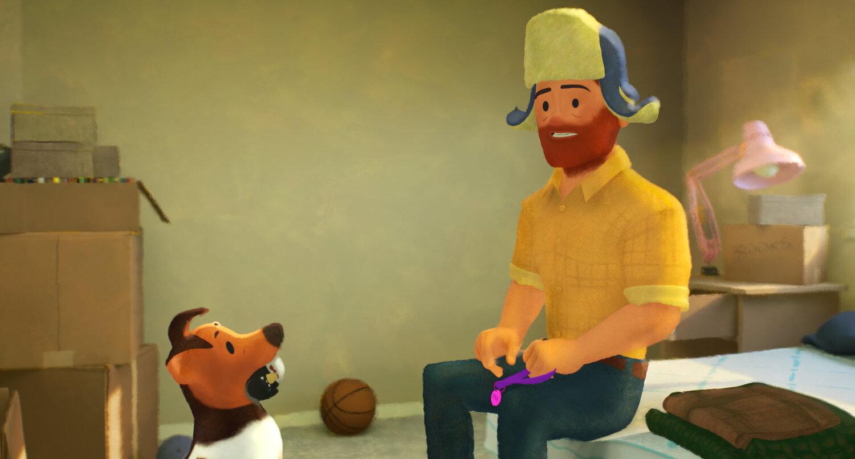 out pixar corto protagonista gay