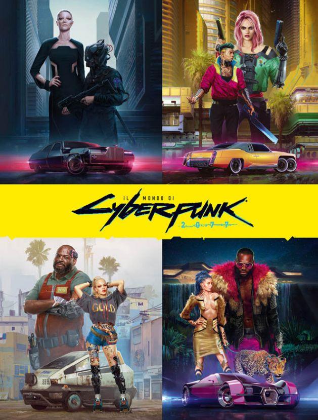 panini comics cyberpunk 2077