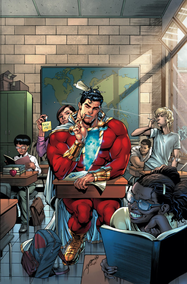 personaggi potenti DC