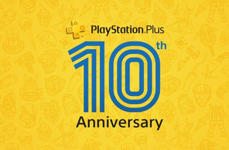 playstation plus 10 anni