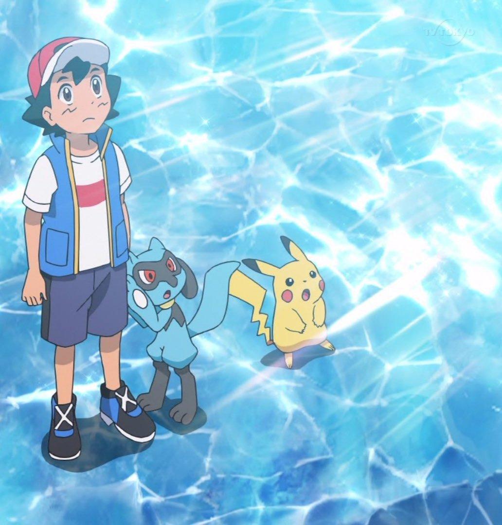 pokemon esplorazioni ash pikachu