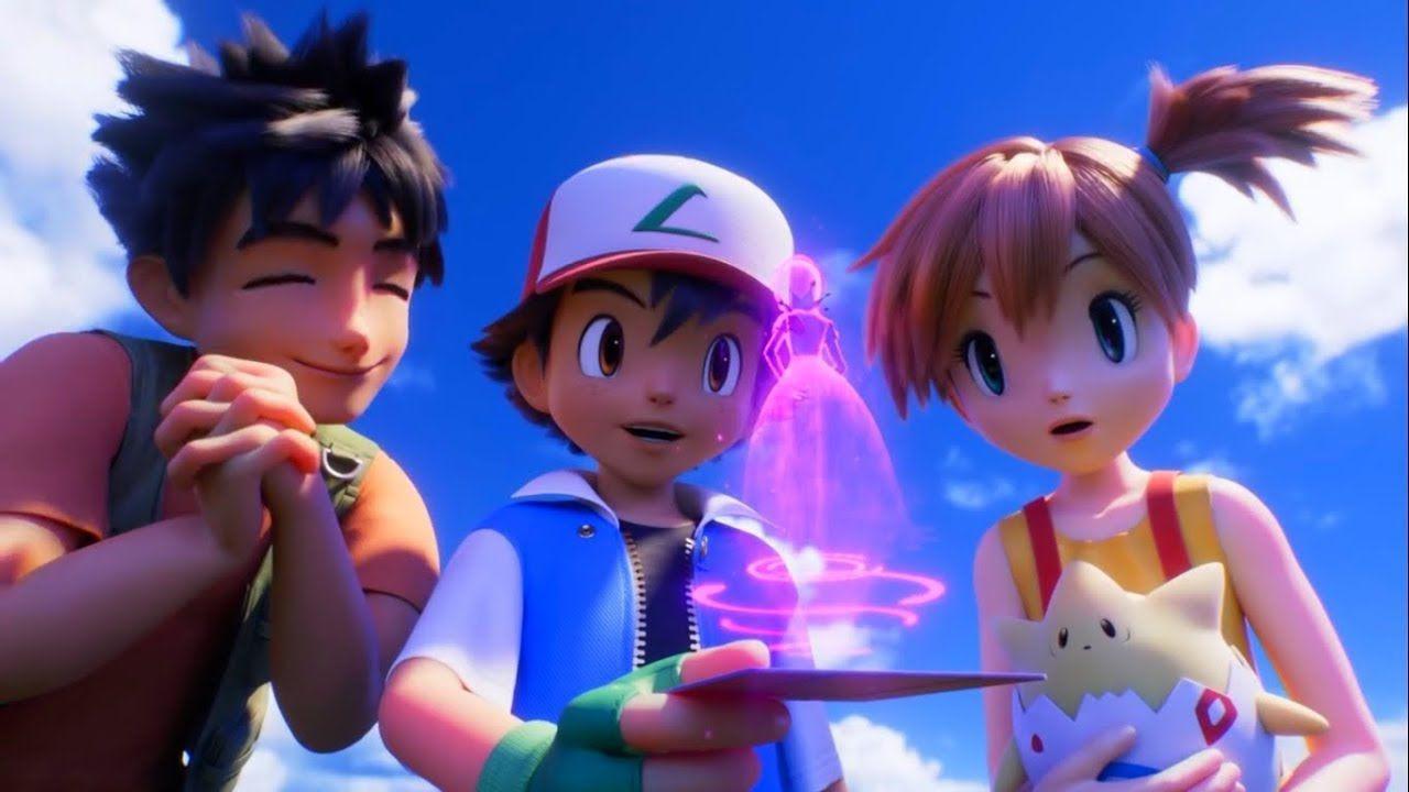 pokemon film netflix