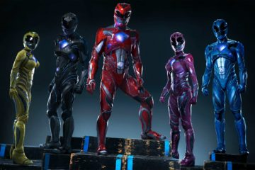 power rangers nuovo reboot