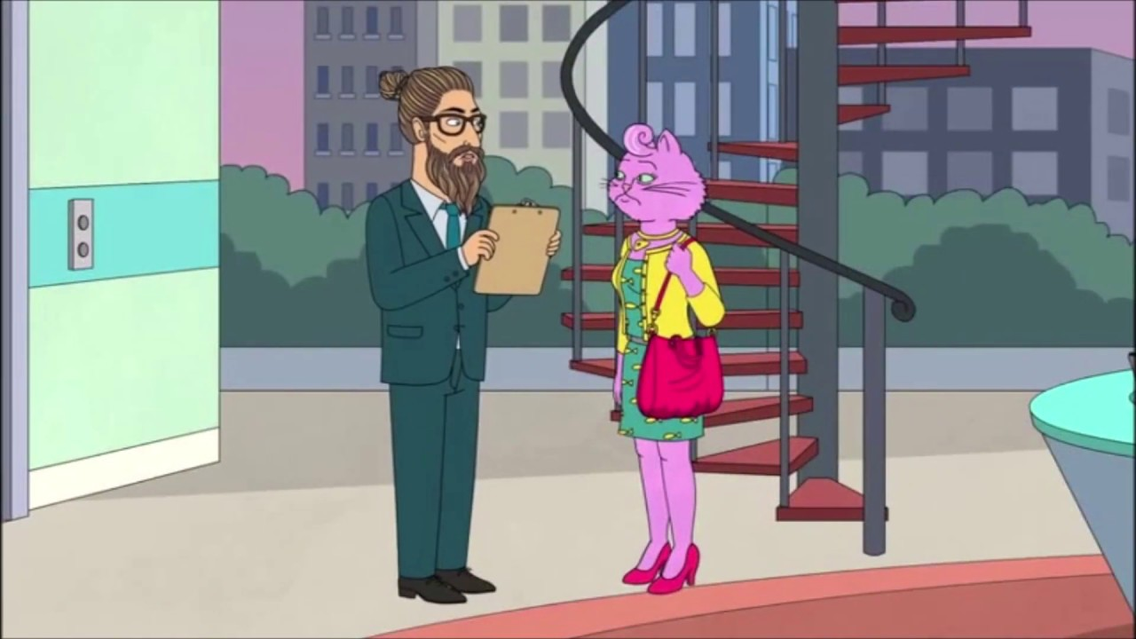princess carolyn bojack horseman