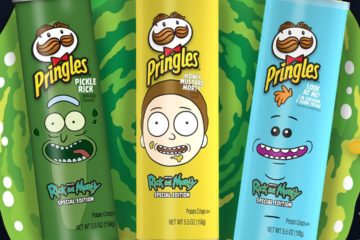pringles rick and morty