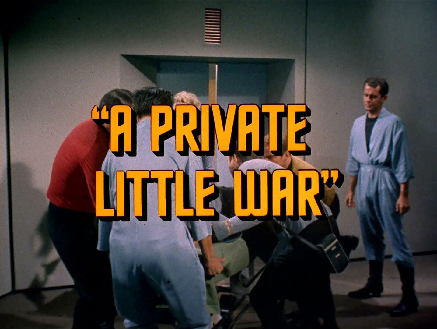 private little war title