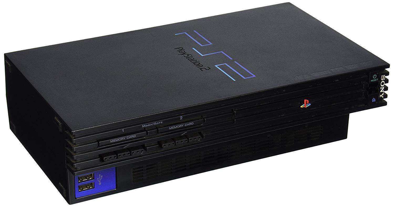 PS2 storia