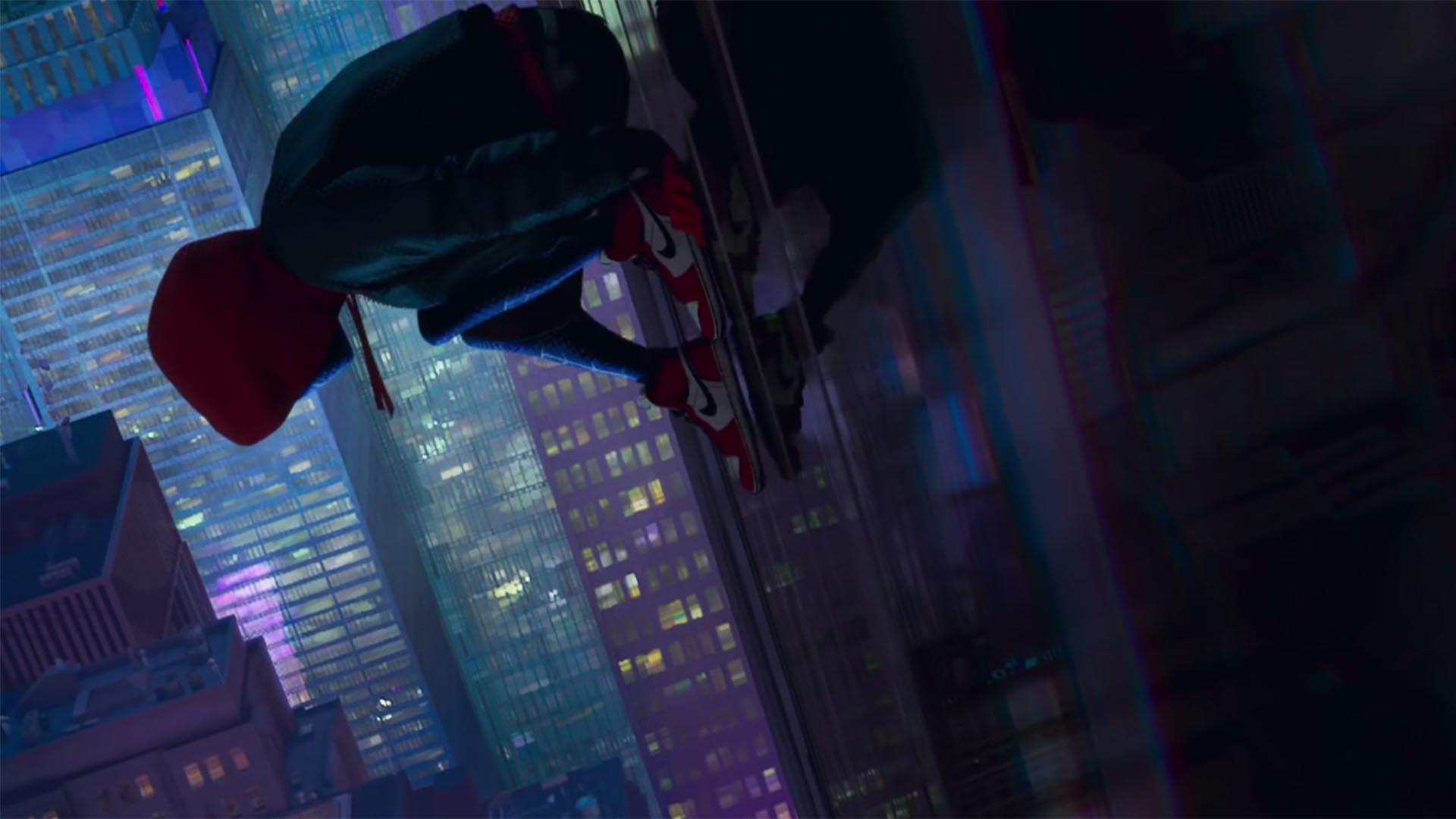 Spider Man Un Nuovo Universo Dal 10 Aprile In Dvd E Blu Ray