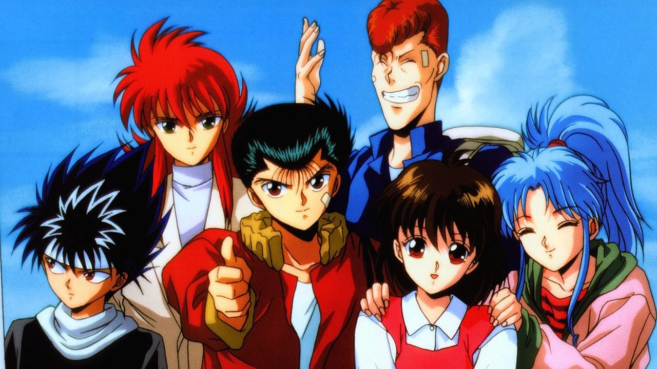 remake anime yyh