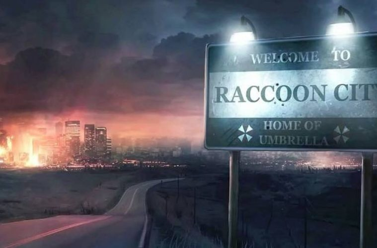 resident evil raccoon city set
