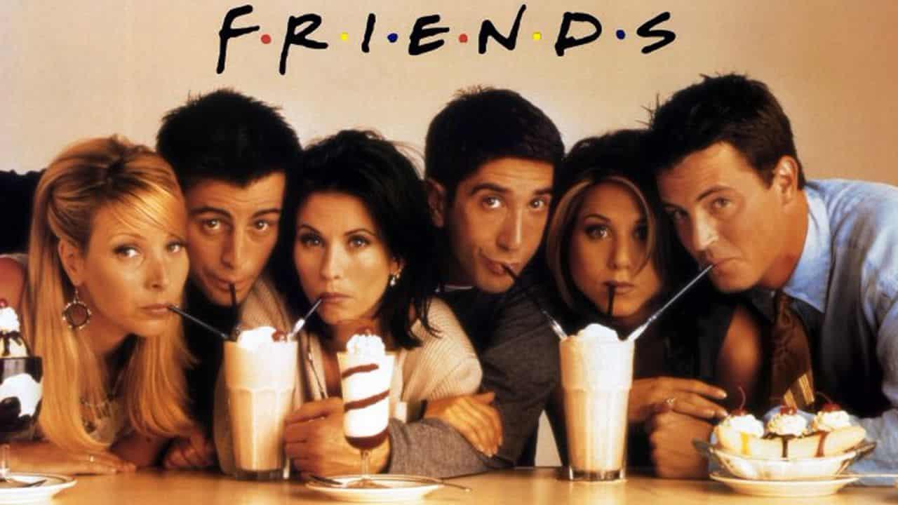 reunion friends annuncio