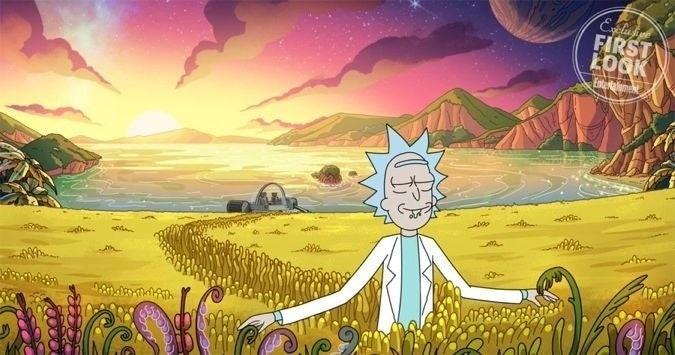 Rick and Morty 4