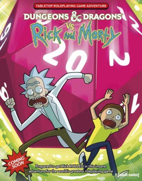 Rick and Morty D&D