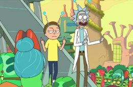 Rick and Morty Stagione 4