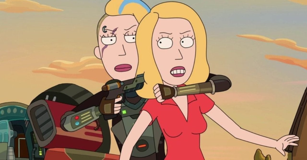 rick and morty stagione 7
