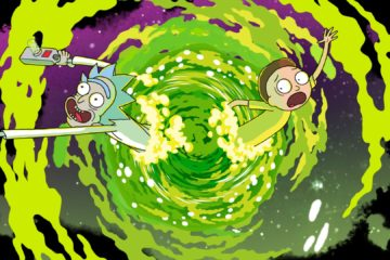 rick morty 4 seconda parte