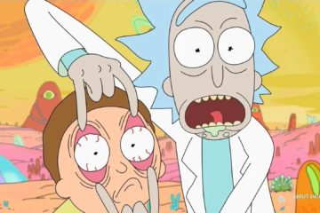 rick morty fan apparire episodio