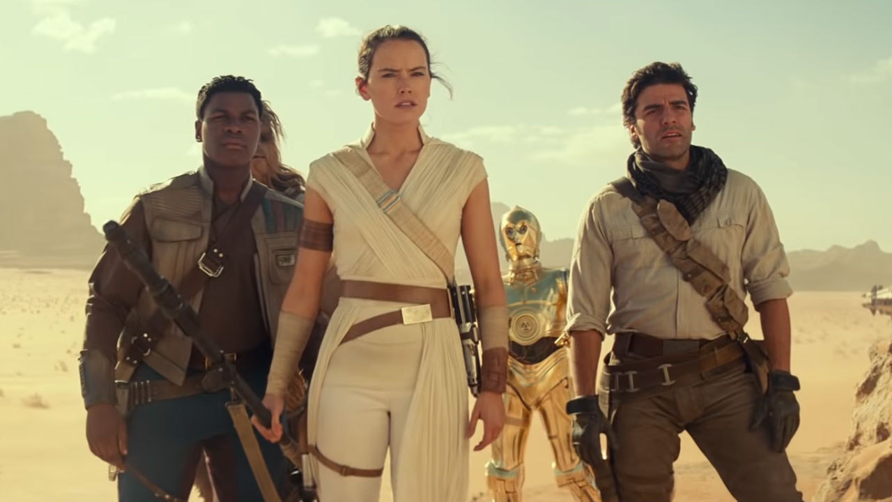 rise of skywalker trailer d23