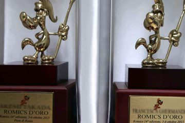 romics d'oro