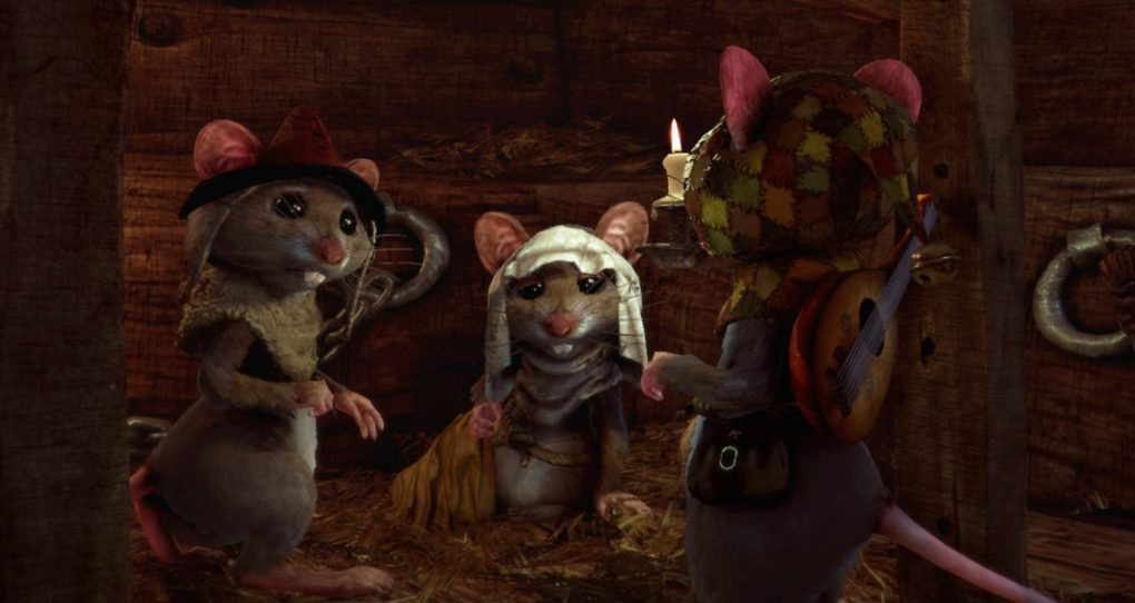 Ghost of a tale 03