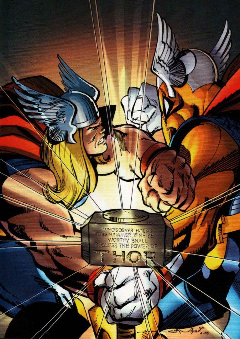 sconfitte supereroi